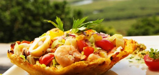 Salada Mediterrânea - Foto: Berg Silva